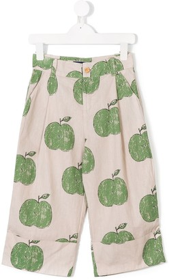 Apples elephant trousers