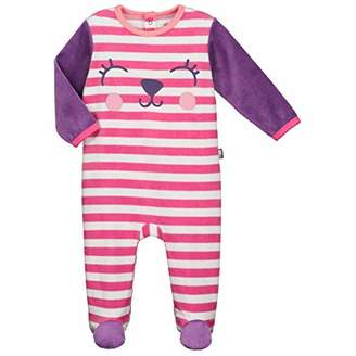 Camilla And Marc Cute Baby Velour Pyjamas - Size 12 Months (80 cm)