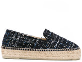 Manebi Paris espadrilles - women - Cotton/Leather/rubber - 36