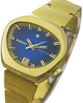 Rado NCC444 Gold Plated Stainless Steel Automatic 28mm Womens Watch 1960s