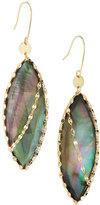Lana 14k Mystiq Marquise Mother-of-Pearl Drop Earrings