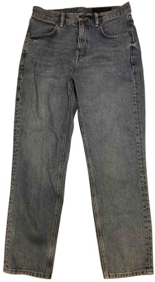 AllSaints Blue Denim - Jeans Jeans for Women