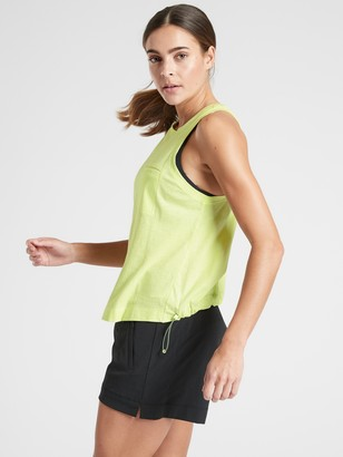 Athleta Organic Daily Bungee Tank