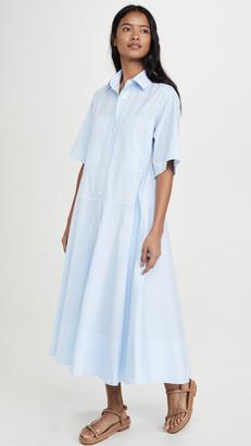 Lee Mathews Alice Pocket Shirt Dress