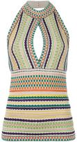 Missoni halterneck top
