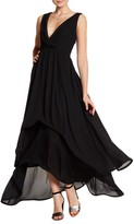 S.H.E. Layered Maxi Dress
