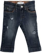Alviero Martini Denim pants - Item 42584416