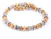 Alex and Ani Women's Two Tone Wrap Bracelet