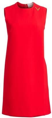 Valentino Wool Shift Dress