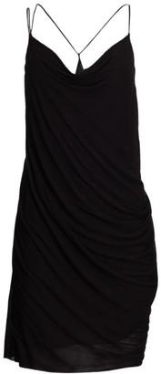 Helmut Lang String Mini Dress