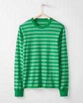 Hanna Andersson Long John Pajama Top In Organic Cotton