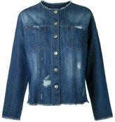 Uma   Raquel Davidowicz - denim jacket - women - Cotton - 40