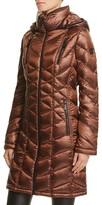 Calvin Klein Long Packable Down Coat