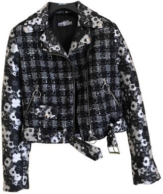Jeremy Scott Anthracite Jacket for Women