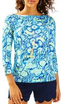 Lilly Pulitzer Alinda Printed Top