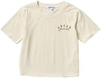 Ten Sixty Sherman Dream Believers World Tour Short Sleeve Tee (Big Girls)