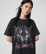 AllSaints Tiger T-Shirt Dress