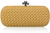 Bottega Veneta Knot Intrecciato Long Clutch