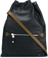 Salvatore Ferragamo drawstring fastening backpack