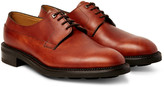 John Lobb - Croft Panelled-leather Derby Shoes