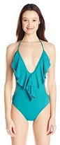 O'Neill Women's Salt Water Solids One-Piece Swimsuit