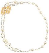 Chanel Baroque Gold Metal Necklaces