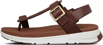 FitFlop Arlo Mens Leather Back-Strap Sandals