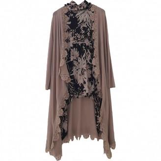 Francesco Scognamiglio Multicolour Silk Dress for Women