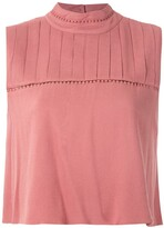 Olympiah Hagia cropped top