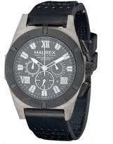 Haurex Italy Men's 3J350UGG Challenger 2 Chrono Dial Watch