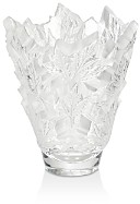 Lalique Champs-Elysees Vase, Clear