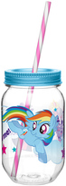 My Little Pony 19-Oz. Tritan Mason Jar Travel Tumbler