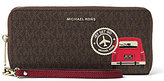 MICHAEL Michael Kors Drive Away Signature Continental Wallet