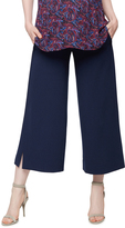 A Pea in the Pod Secret Fit Belly Crepe Wide Leg Maternity Pants