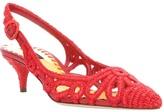 Dolce & Gabbana sling back sandal