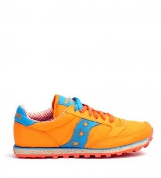 Saucony Jazz Low Pro Orange/light Blue Sneaker