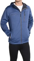 Free Country Marled Hooded Jacket - Zip Front (For Men)