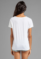AG Adriano Goldschmied V-Neck Pocket Tee