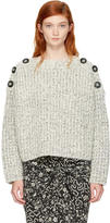 Isabel Marant Grey Free Sweater