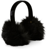 kyi kyi Real Fox Fur Earmuffs