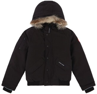 Canada Goose Kids Rundle Hooded Bomber