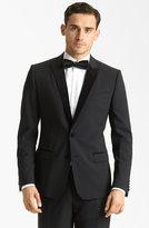 Dolce & Gabbana Velvet Trimmed Designer Tuxedo