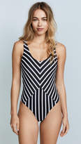 Tori Praver Swimwear Genevie One Piece