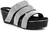 Volatile Women's Sandals BLACK - Black Nampa Wedge Sandal - Women