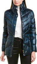Sam Edelman Quilted Puffer Down Coat