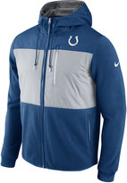 Nike Men's Indianapolis Colts Champ Drive Full Zip Hoodie