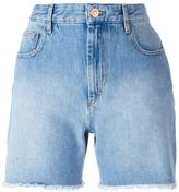 Etoile Isabel Marant Cedar shorts - women - Cotton - 36