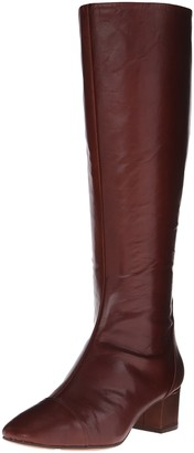 Nine West Women's Anatolia Leather Knee High Boot