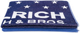 Woolrich stars and stripes towel - men - Cotton - One Size