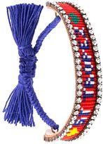 Shourouk St. Tropez tassel bracelet